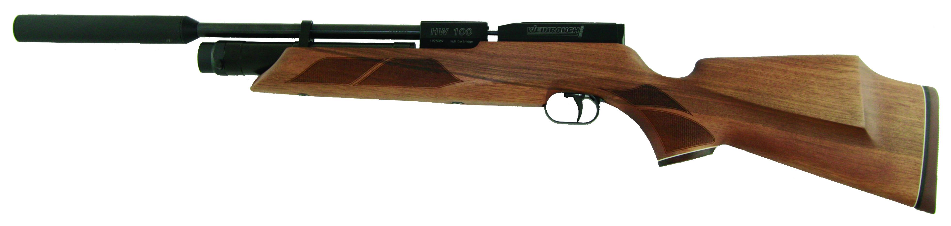 Weihrauch HW100 Sporter Air Rifle - The Hunting Edge ...