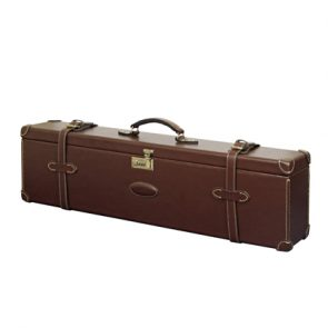 Guardian Canterbury Leather Double Motor Case