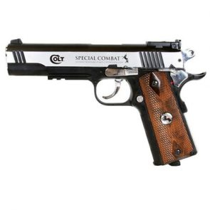 Colt 1911 Special Combat Classic CO2 177 BB Air Pistol
