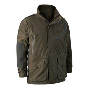 Deerhunter Cumberland PRO Jacket in DH 383 Dark Elm