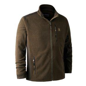 Deerhunter Muflon Zip-In Jacket in DH 376 Art Green