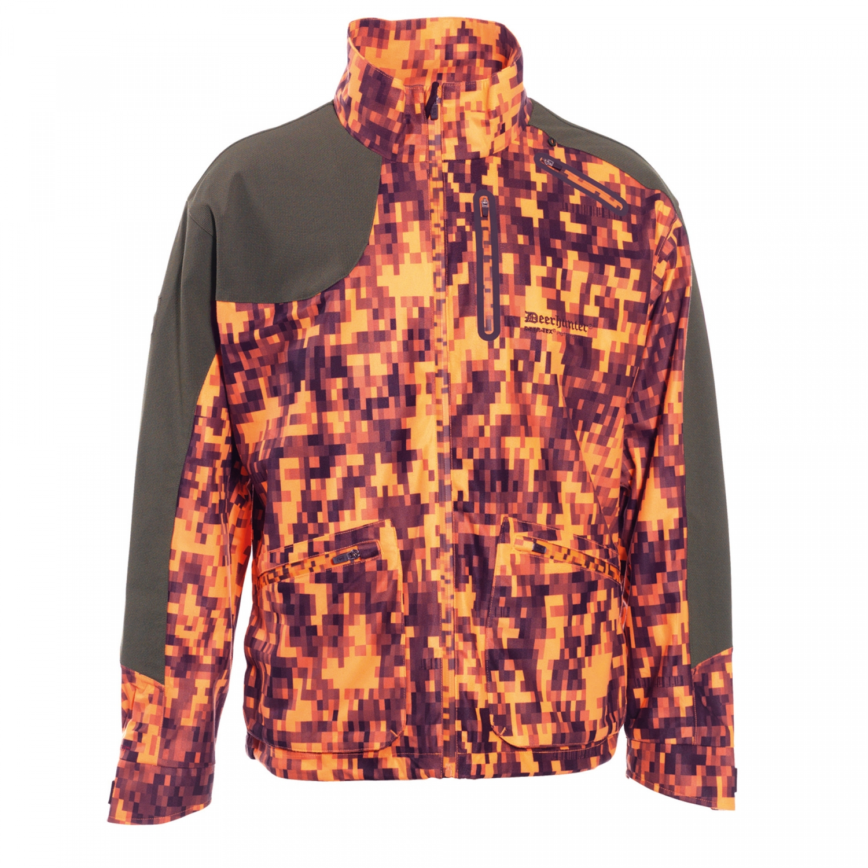 Deerhunter Recon Act Jacket in DH 90 Equipt Flaming Blaze ...