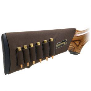 BearTooth Comb Raising Kit Rifle Ammo Brown