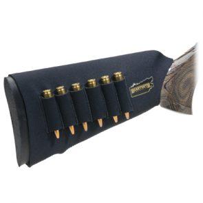 BearTooth Comb Raising Kit Rifle Ammo Black