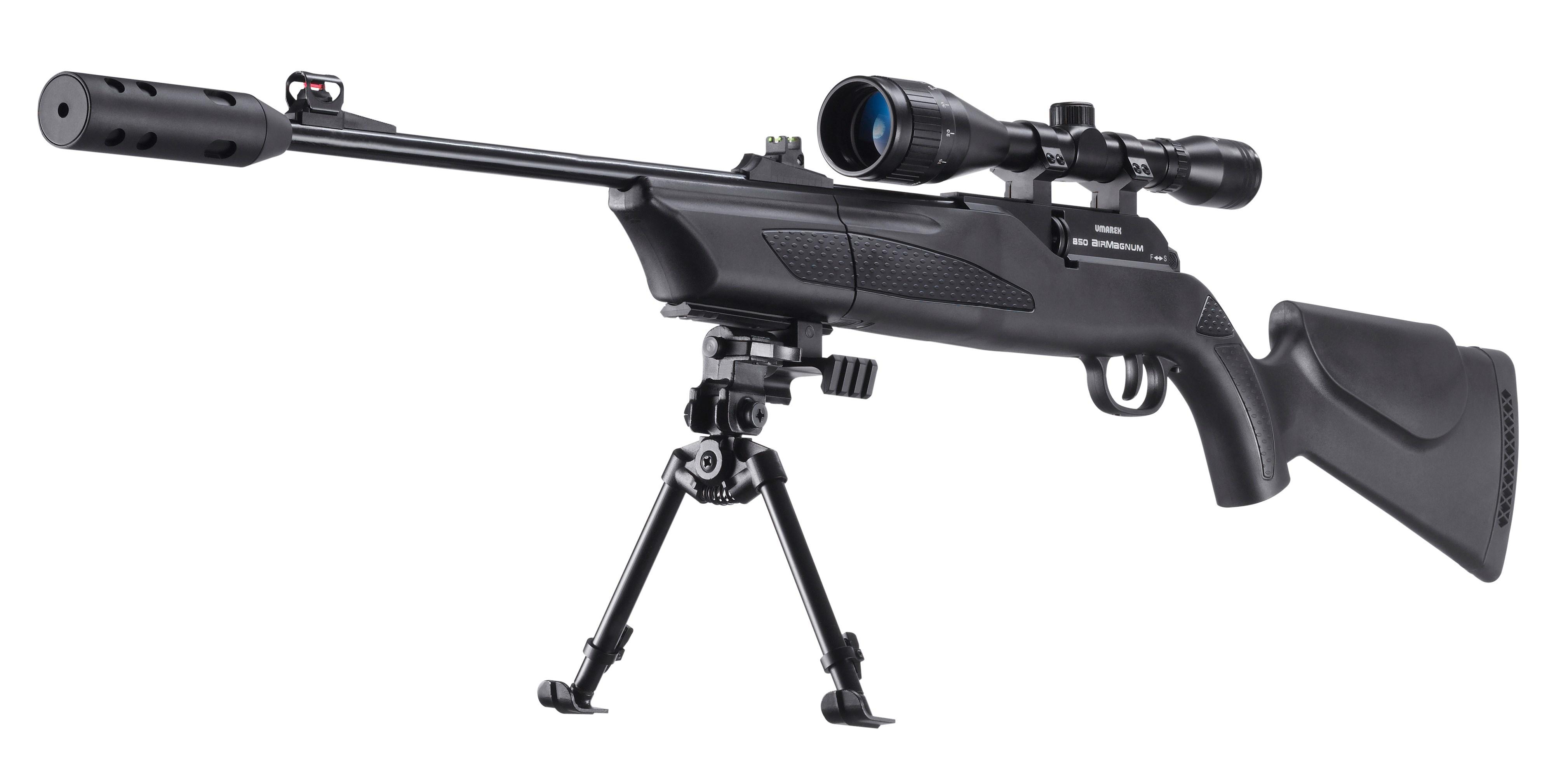 Hammerli 850 Air Magnum XT  177 CO2 Rifle Kit