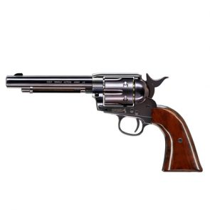 Colt Peacemaker Blued Full Metal, CO2 Air Pistol