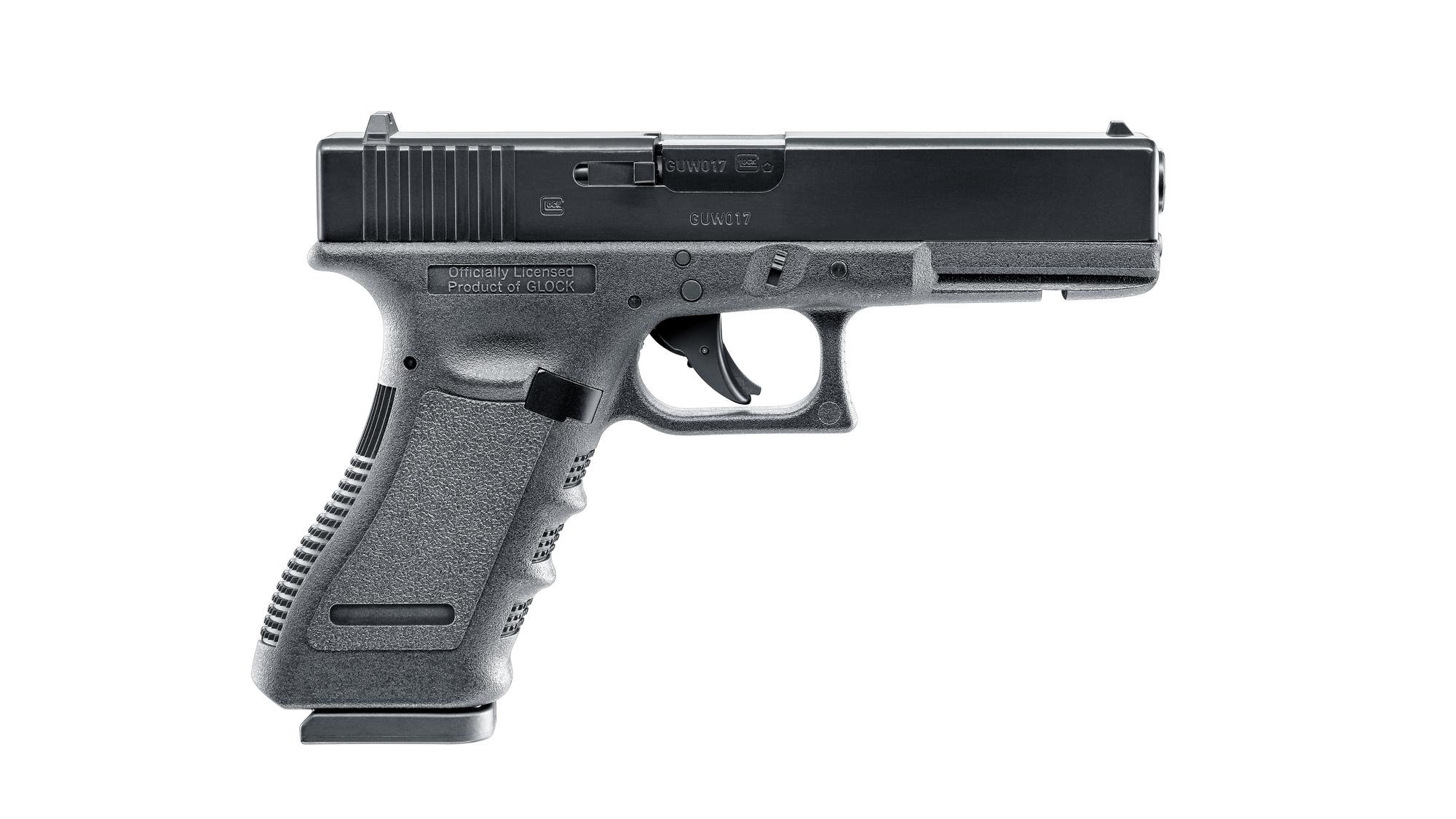 Glock 17 Pistol CO2 Pellet / BB Air Pistol | The Hunting ...
