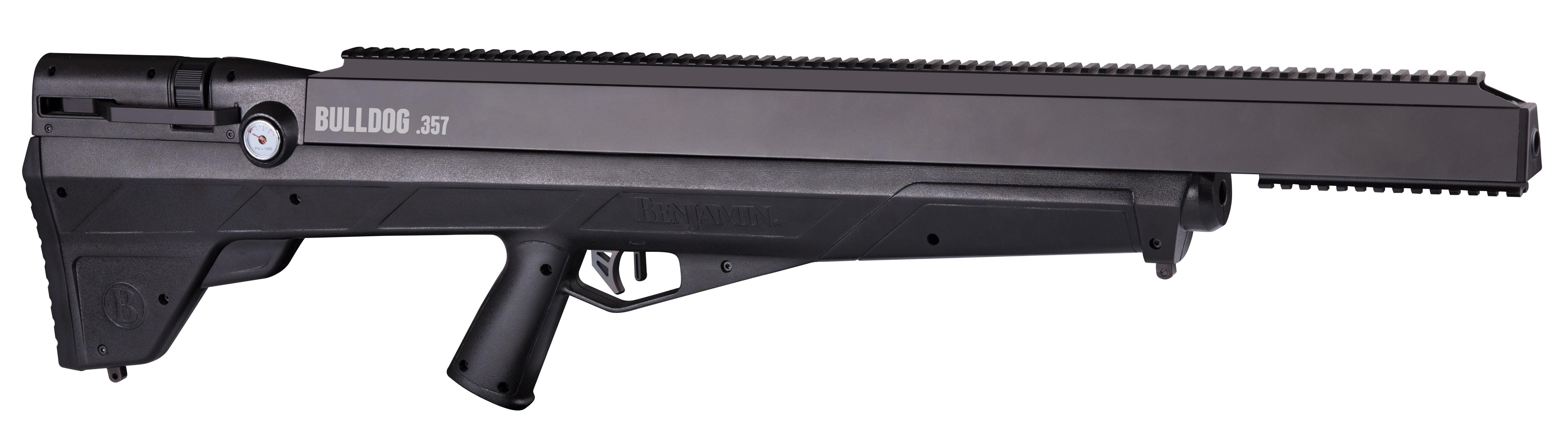 Crosman Bulldog  357 PCP Hunting Rifle FAC Black
