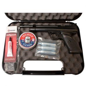 Crosman 2240 Air Pistol Kit