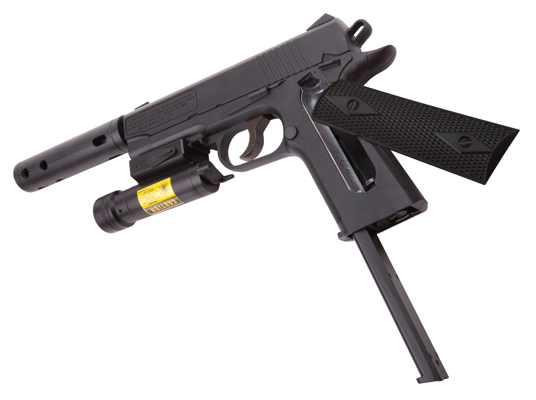 Crosman Tactical 1911 CO2 Air Pistol
