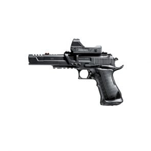 Umarex Legends Race Gun Set with Red Dot Sight CO2 Air Pistol