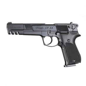 "Walther CP88 6"" Competition CO2 Air Pistol, Black"