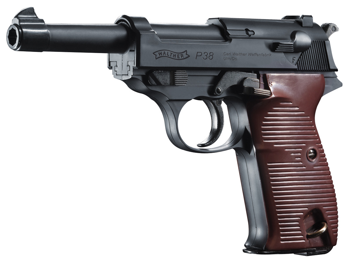 Walther P38 CO2 Air Pistol | The Hunting Edge – Hunting ...