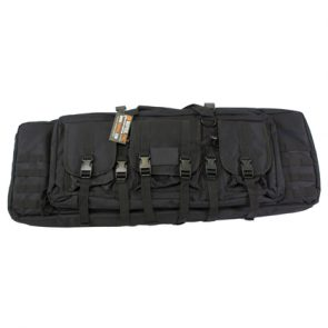 "Nuprol PMC Deluxe Soft Rifle Bag 46"" - Black"