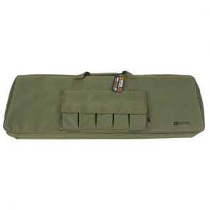 "Nuprol PMC Essentials Soft Rifle Bag 36"" - Green"