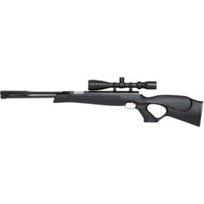 Weihrauch HW97KT Black Line Synthetic with Blued Action Air Rifle