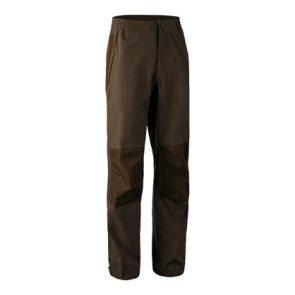 Deerhunter Track Rain Trousers in 380 DH Canteen