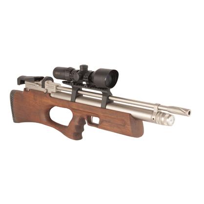 Kral Breaker Marine Walnut Air Rifle  177 &  22