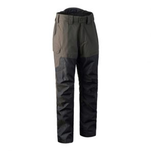 Deerhunter Upland Trousers w. Reinforcement in DH 380 Canteen