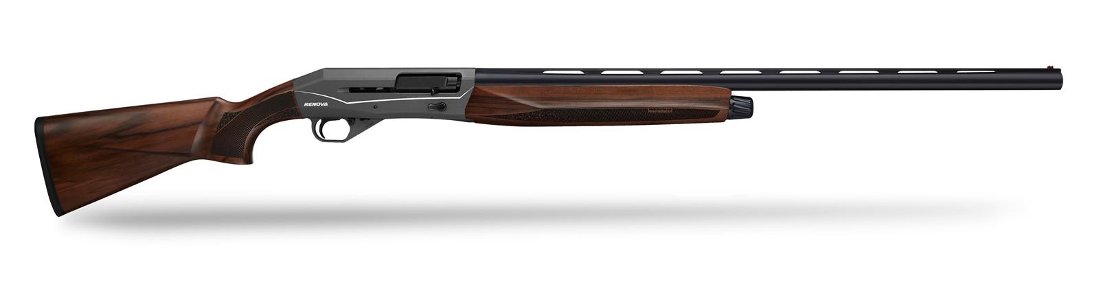HUGLU Renova Silver 12g Semi Auto Shotgun