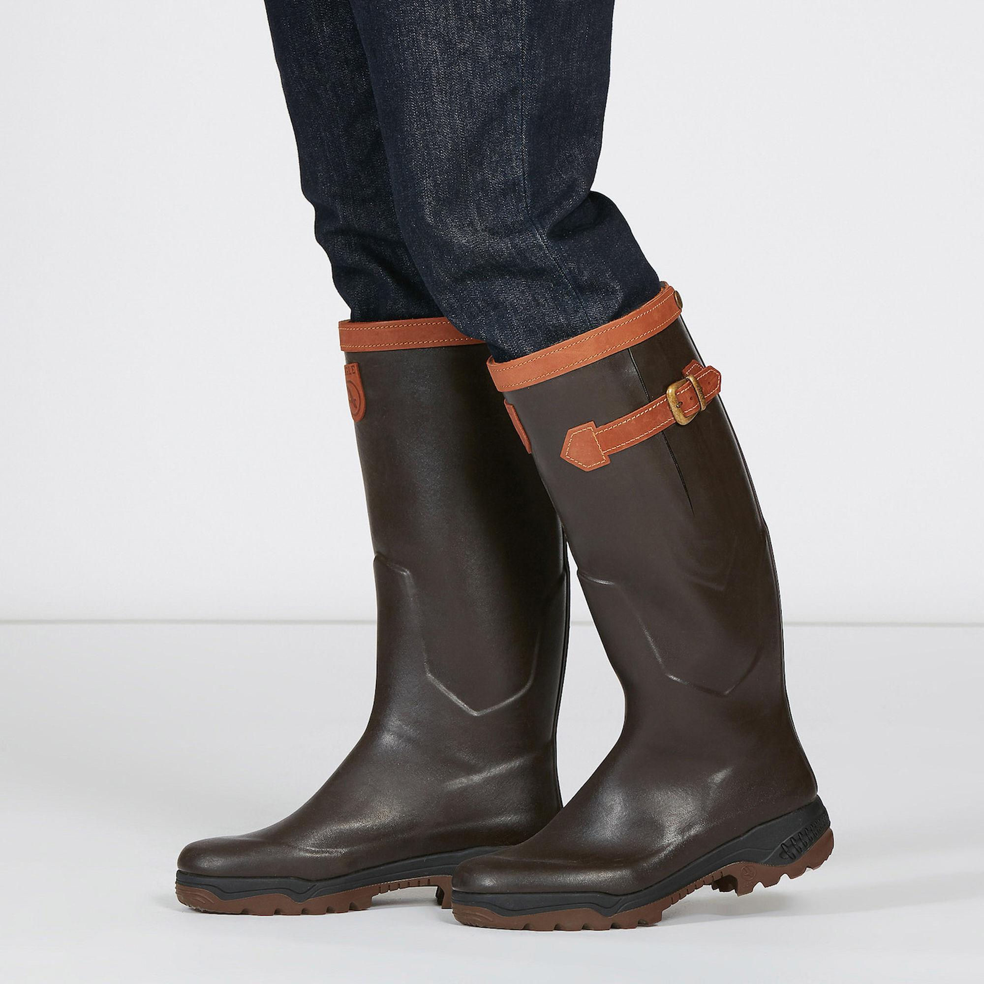 chaussures de sport 12d4a a5d46 AIGLE Parcours 2 Signature Wellington Boots