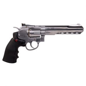 Crosman SR357 CO2 Air Pistol Silver