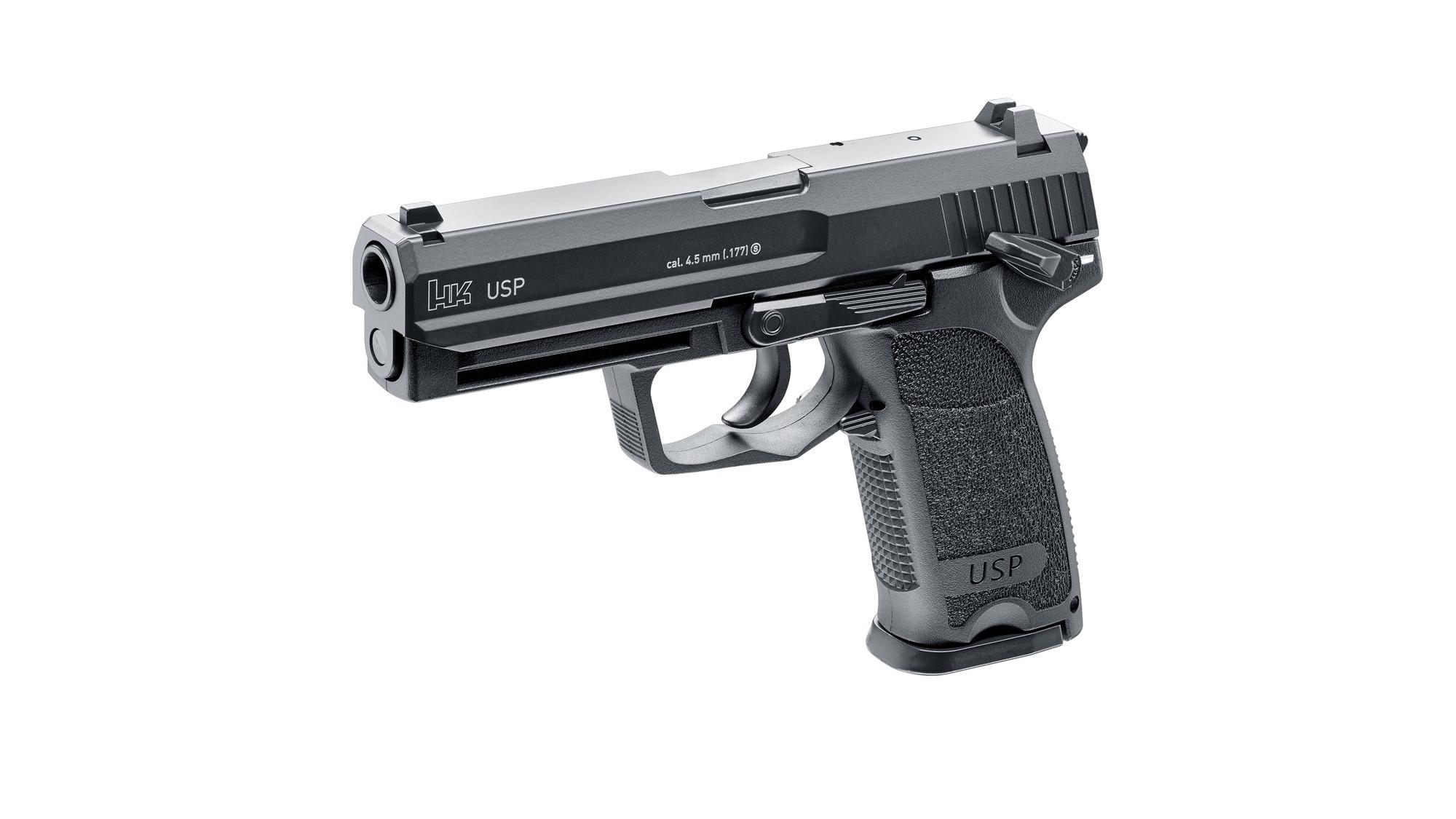 Heckler Koch Usp Blowback Co2 Bb Air Pistol