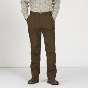 Aigle Courtal Trousers in Bronze