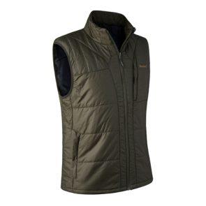 Deerhunter Heat Waistcoat in 388 DH Deep Green