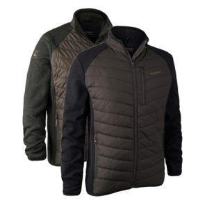 Deerhunter Moor Padded Jacket w. Knit