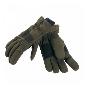 Deerhunter Muflon Winter Gloves in 376 Art Green