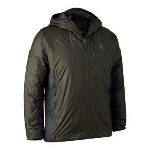 Deerhunter Packable Jacket in 388 DH Deep Green