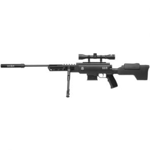 Norica Black Ops Sniper .177 Spring Air Rifle Kit