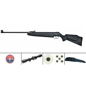 Norica Dragon .177 & .22 Spring Air Rifle Kit