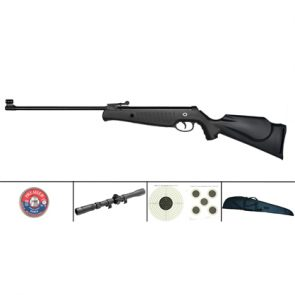 Norica Titan .177 & .22 Spring (Junior) Air Rifle Kit