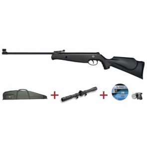 Norica Titan .177 & .22 Spring (Junior) Air Rifle Kit