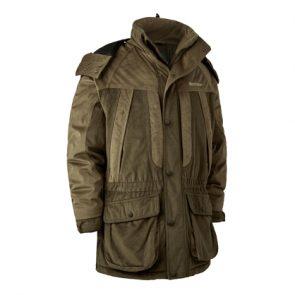 Deerhunter Rusky Silent Jacket - Long In 391 DH Peat
