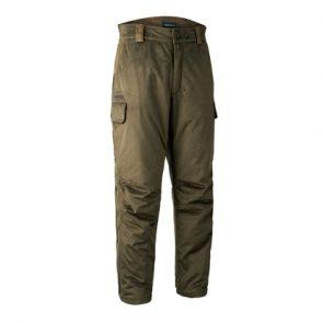 Deerhunter Rusky Silent Trousers In 391 DH Peat