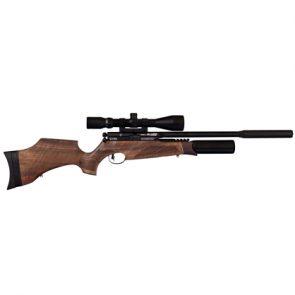 BSA R10 SE Regulated PCP Air Rifle Walnut