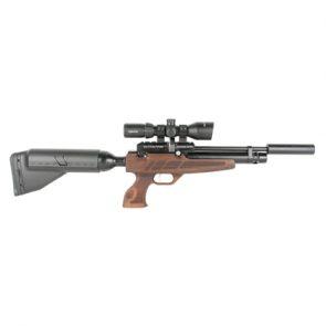 Kral Puncher NP-02 PCP Air Rifle .177 & .22 Black