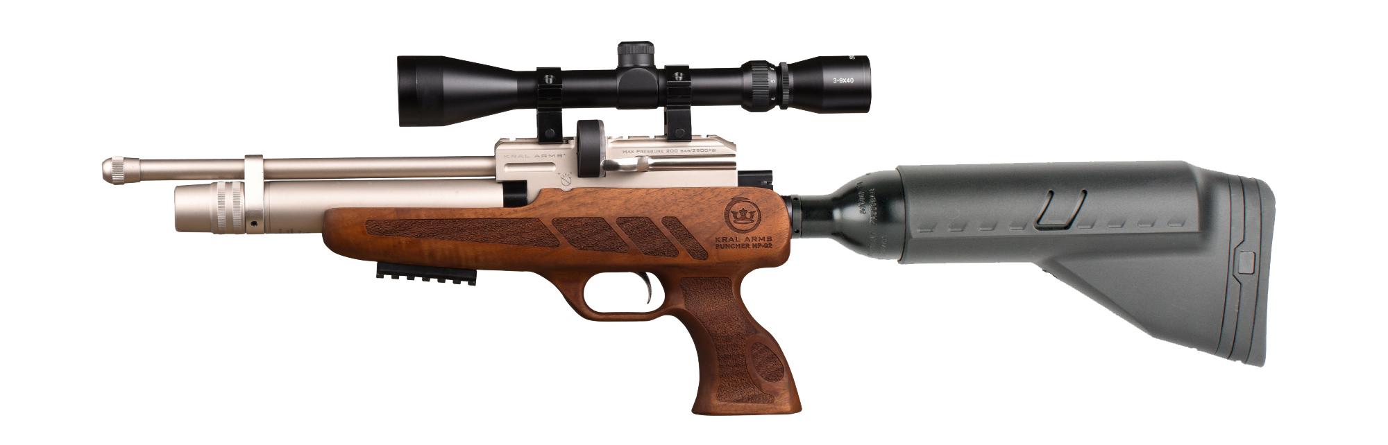 Kral Puncher NP-02 PCP Air Rifle  177 &  22 Marine