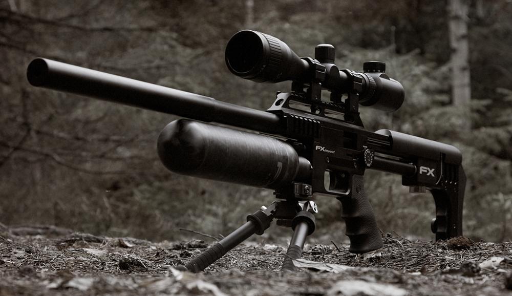 FX Airguns Impact MKII Black PCP Air Rifle