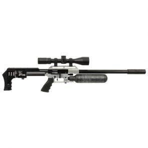 FX Airguns Impact MKII Silver PCP Air Rifle
