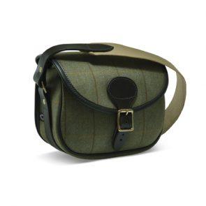 Croots Helmsley Tweed Cartridge Bag