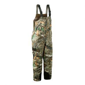 Deerhunter Muflon Bib Trousers in DH 46-Realtree Edge Camo