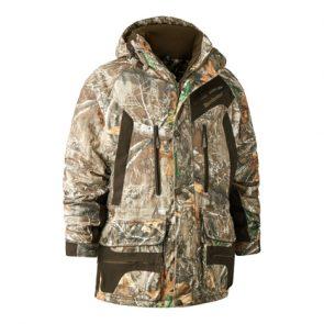 Deerhunter Muflon Jacket (Long) in DH 46-Realtree Edge Camo