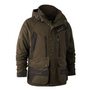 Deerhunter Muflon Jacket (Short) in DH 376-Art Green