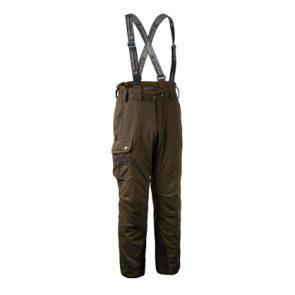 Deerhunter Muflon Trousers in DH 376-Art Green