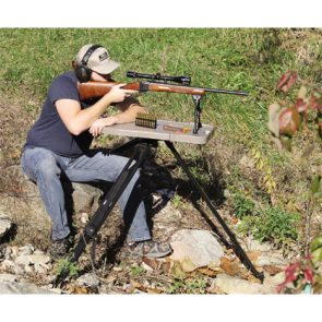 MTM Case-Gard High-Low Shooting Table