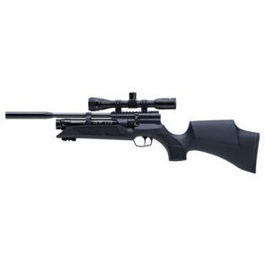 Kral Puncher Jumbo PCP Air Rifle  177  22 &  25 - The